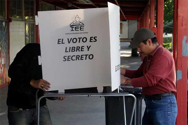 En medio de críticas, IEE pide respetar la ley durante elección