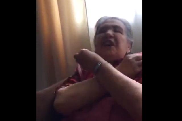 Abuelita indignada por caso Frida Sofía manda mensaje a Televisa y medios