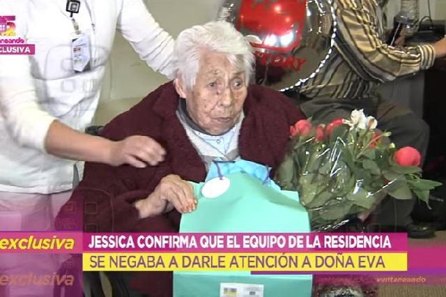 Laura Zapata estaba al tanto de las lesiones de su abuelita, dice enfermera
