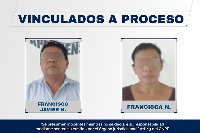 Por abuso sexual de menor, prisión preventiva a padrastro y mamá