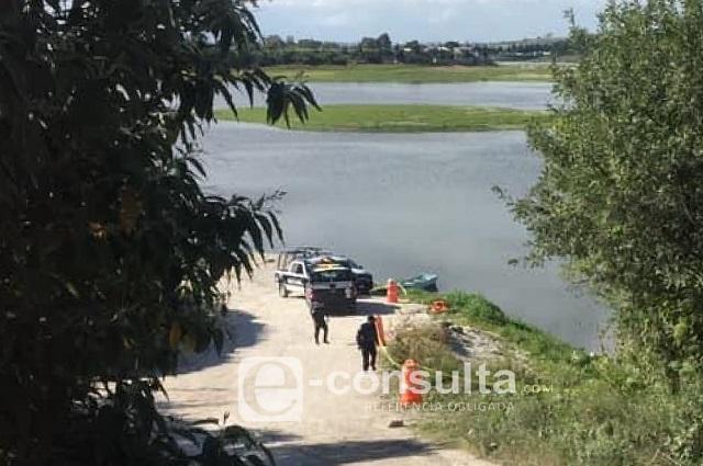 Cae familia con todo y auto a lago de Valsequillo; hay un muerto