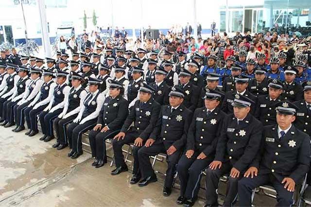 Regatean inversiones a Academia de la Policía Municipal