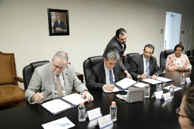 Academia Ignacio Zaragoza tendrá certificación de clase mundial: SGG