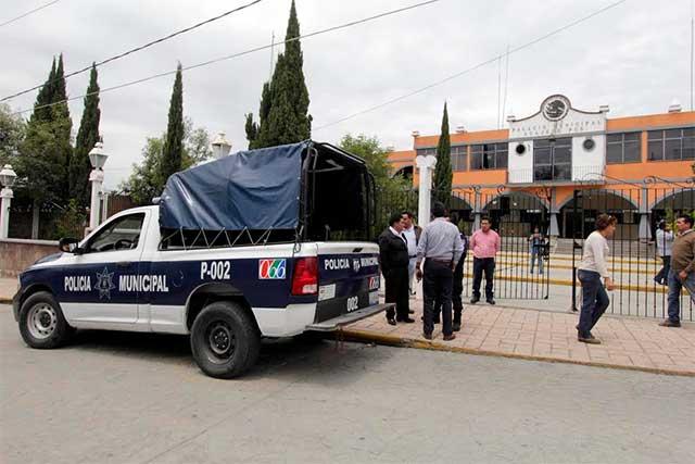 Pide edil de Acajete a la Gendarmería para controlar violencia de huachicoleros