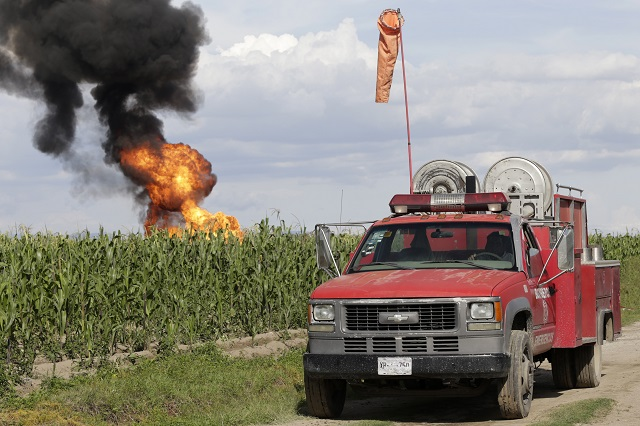 Panista dice que el huachicol se exhibe en carreteras de Puebla