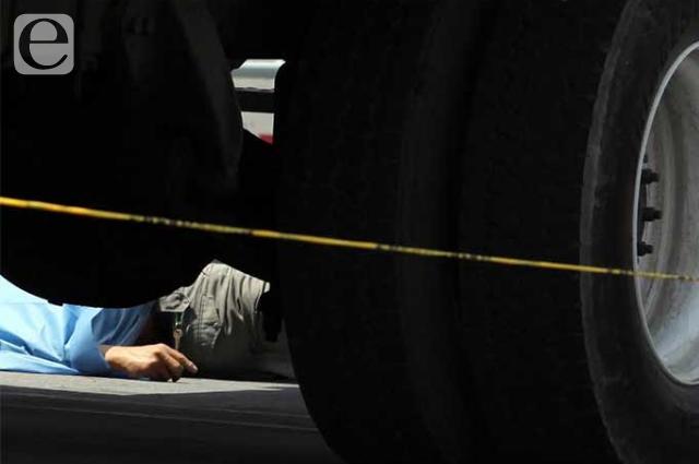 Dos muertos y tres heridos en accidentes en Puebla este sábado
