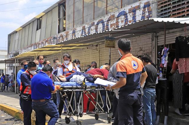 Covid elevó 700 % los servicios de urgencias médicas en SUMA