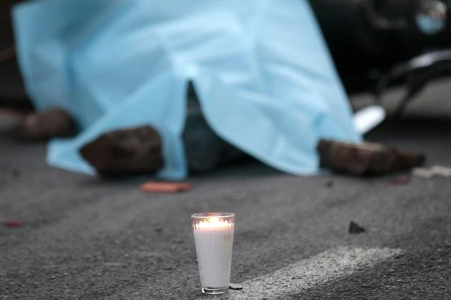 Ruta 68 atropella y mata a niño que iba a la escuela en Xonacatepec