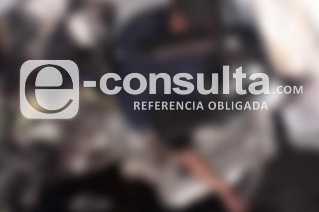 Muere chofer entre fierros retorcidos en Cañada Morelos