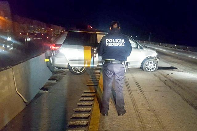 Accidente en la Puebla-Orizaba deja un muerto y 3 heridos