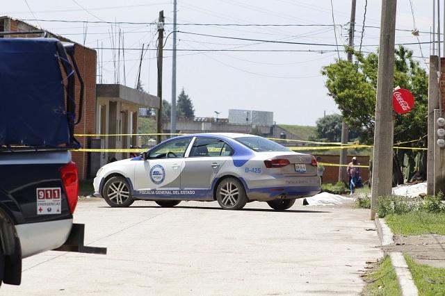 Fallece albañil tras caída de seis metros en Coronango