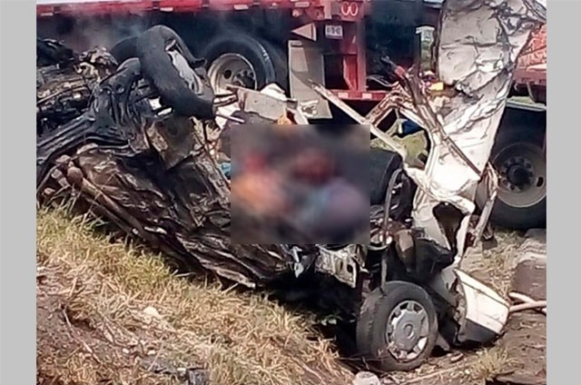 Trágico accidente deja 5 muertos en carretera Izúcar – Cuautla