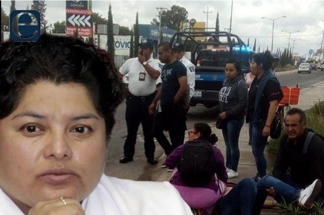 Mujer queda inválida por culpa de patrulla y Popoca le da la espalda