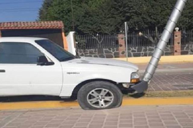 Podría salir libre hombre que atropelló a mujer en radial a Tlaxcalancingo