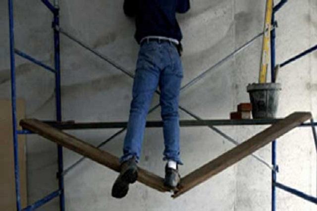 Van 3 muertes y 300 accidentes de trabajo en Puebla en el año