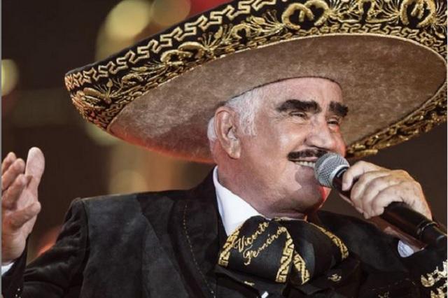 Revelan cómo fue el accidente de Vicente Fernández en su rancho