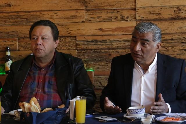 Pide Acoem reuniones con candidatos a la gubernatura