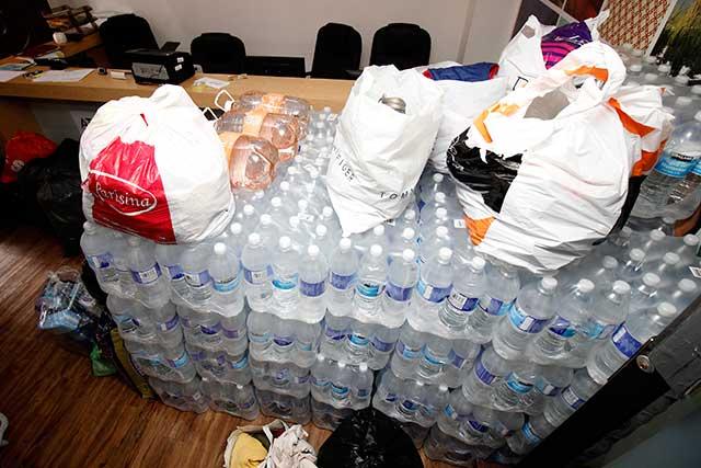 Ibero abre centro de acopio para damnificados por sismo y huracanes