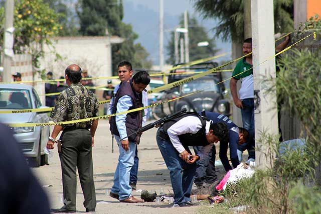 SSP: Sin confirmarse muerte de El Kalimba tras balacera en Puebla