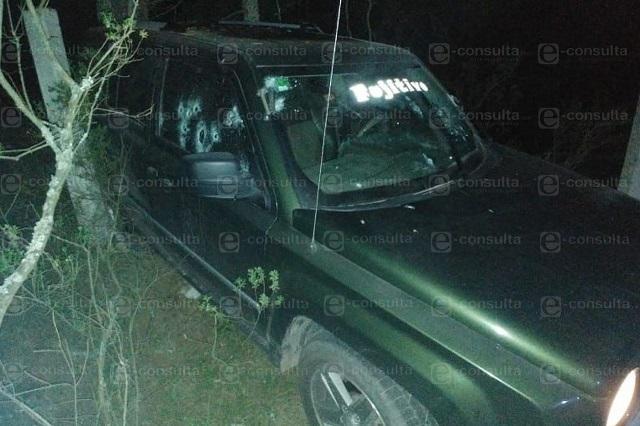 Acribillan a un hombre durante balacera en Chignahuapan