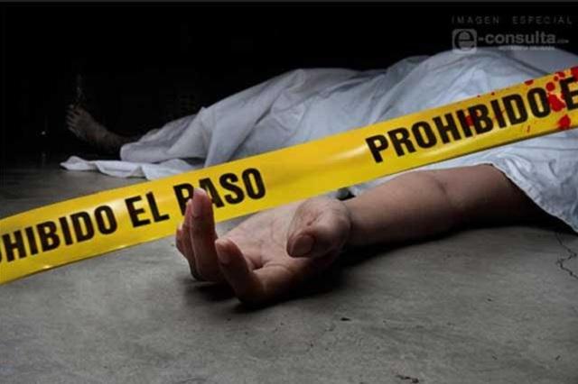 Acribillan a automovilista frente a su esposa e hijo en Tehuacán