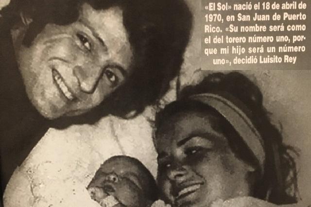 Luis Miguel, Hermano, eres mexicano: Mira el acta de nacimiento del cantante