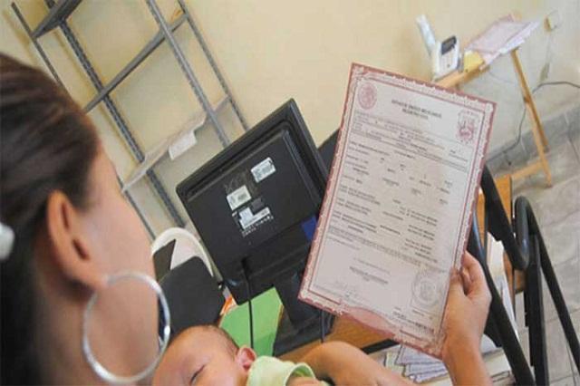 Piden facilitar a indígenas obtención de actas de nacimiento