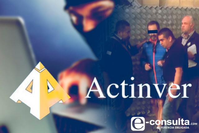 Actinver acusó a Ortega por fraude de 10 mdp y alista otra demanda