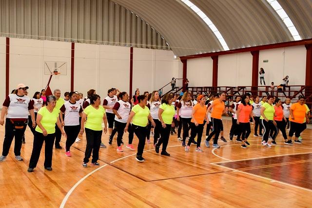 Ayuntamiento de Cuautlancingo promueve la Activación Física