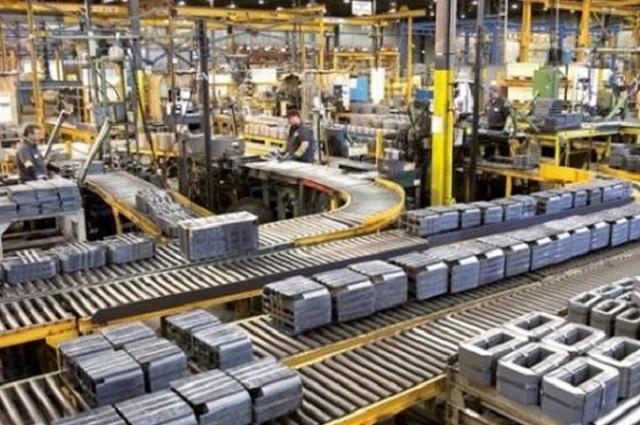 Repunta actividad industrial en Puebla, pero sigue en números rojos
