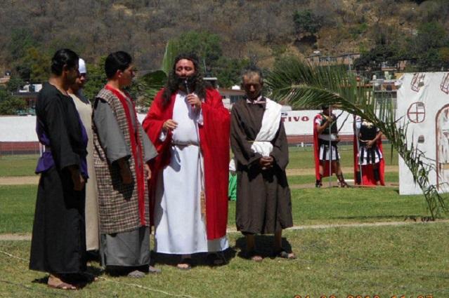 Suspenden actividades religiosas de Semana Santa en Atlixco