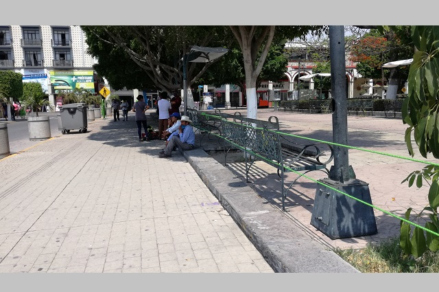 Con 35 contagios en Tehuacán omiten medidas contra Covid-19