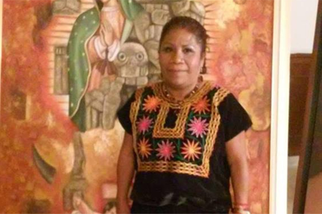 Postula Panal a activista indígena para la alcaldía de Puebla