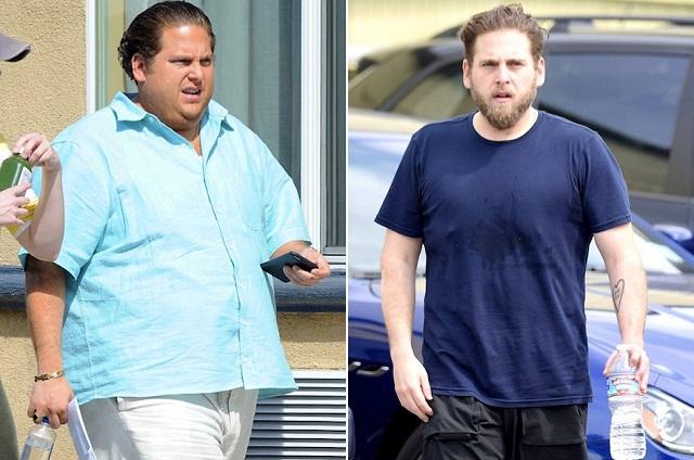 Jonah Hill del Lobo de Wall Street bajó 30 kilos