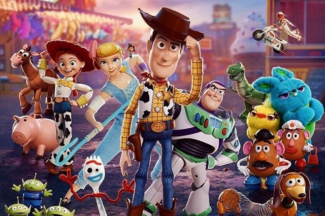 Conoce a los actores de doblaje de Toy Story 4 y óyelos hablar