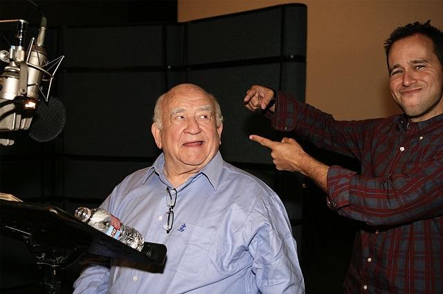 Fallece Ed Asner, la voz de 'Carl Fredricksen' de 'Up', a los 91 años