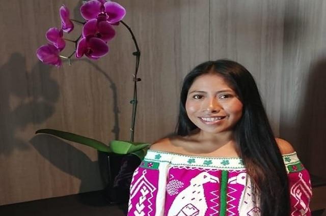 Cuatro actrices indígenas de México