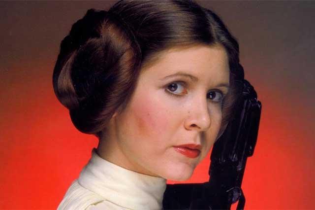Muere la actriz de Star Wars Carrie Fisher a los 60 años