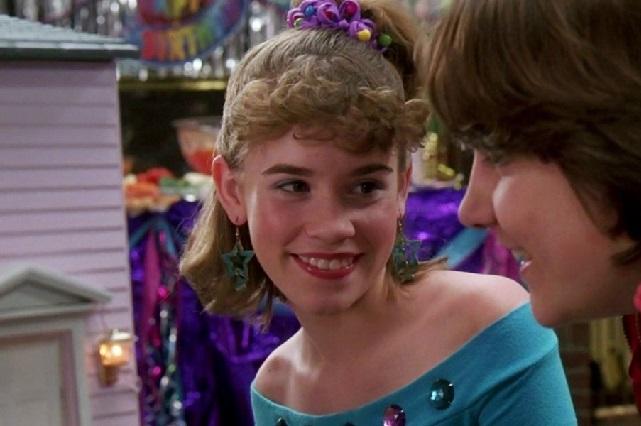 Mira como luce la chica de la película Si Tuviera 30 a 14 años del estreno