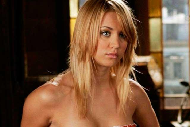 Violan su intimidad: Publican foto de Kaley Cuoco completamente desnuda