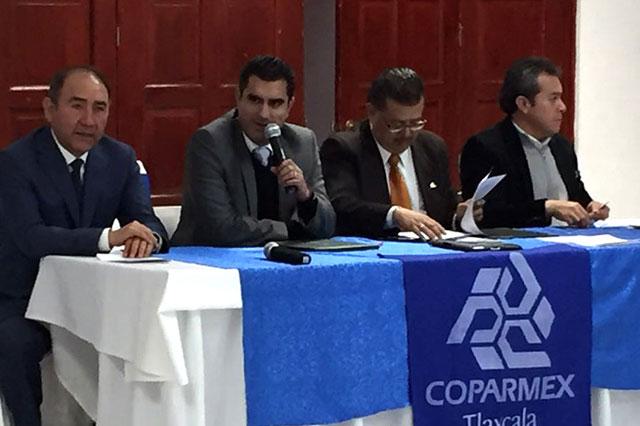 UDLAP y Coparmex Tlaxcala firman convenio de colaboración