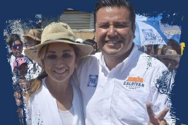 Impugna Amparo Acuña destitución de dirigencia del PAN en Puebla