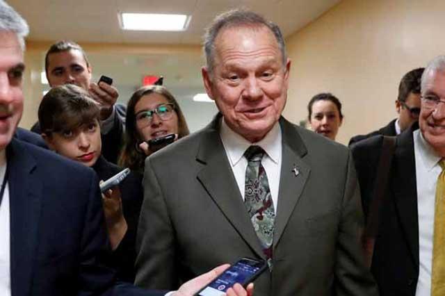 Acusan a candidato republicano de haber abusado de una joven de 14 años