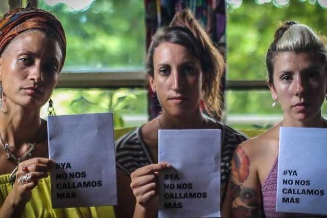 Tres mujeres denuncian a rockero por abuso sexual cuando eran menores