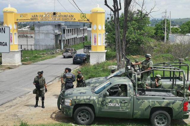 Lo acusan de ladrón y amenazan con lincharlo, en Ahuatempan