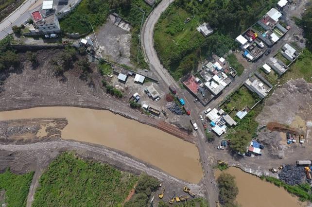Acusan a Puebla y Tlaxcala de incumplir con CNDH en el Atoyac