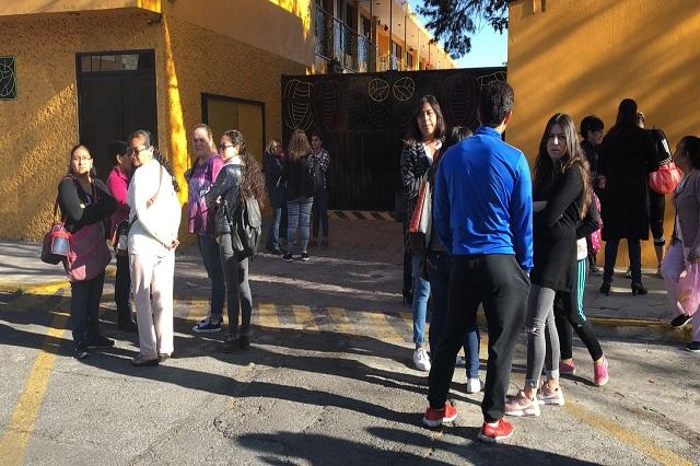 Escala conflicto en Colegio ADA con denuncias por robo y violencia