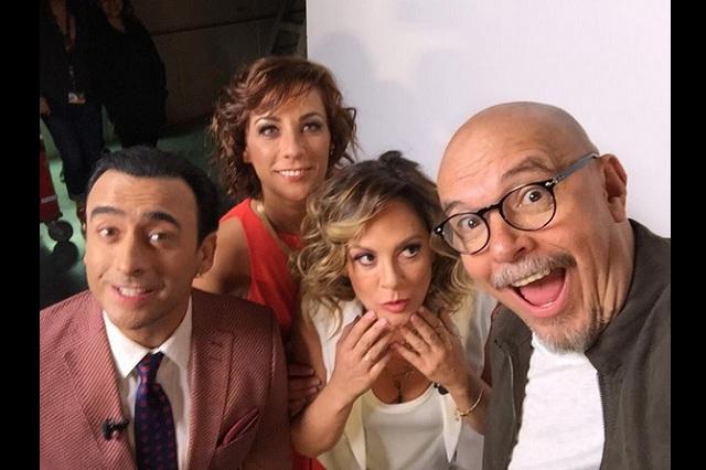 Televisa saca del aire programa de Adal Ramones