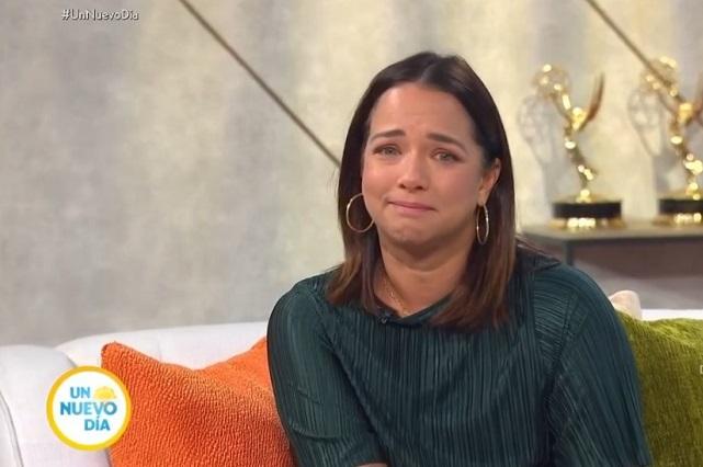 Adamari López destrozada tras salida de Rashel Díaz de Un Nuevo Día