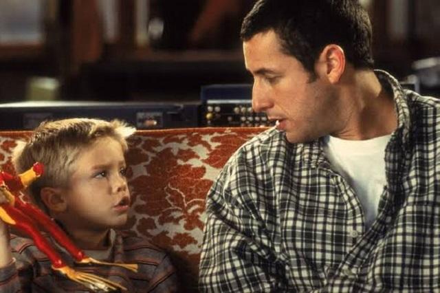 Así se ve Cole Sprouse, el niño de Un papá genial con Adam Sandler